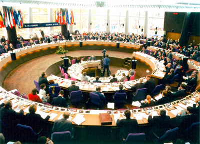 Council of Europe Ministers Deputies