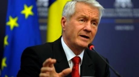Secretary General Thorbjorn Jagland