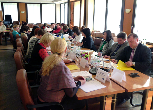 The Steering Committee of the Project «Preventing and combating violence against women and domestic violence in Ukraine»